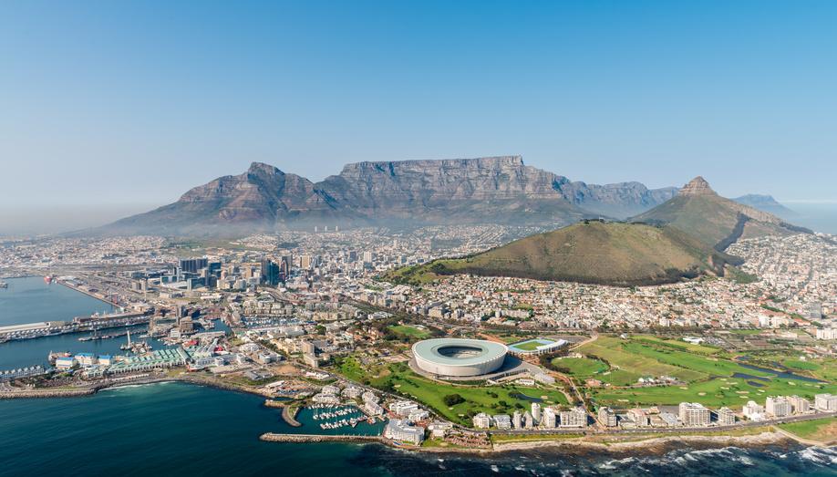 4 dias na Cidade do Cabo